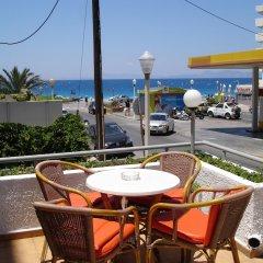 Отель Africa Hotel Греция, Родос - 1 отзыв об отеле, цены и фото номеров - забронировать отель Africa Hotel онлайн балкон
