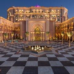 Emirates Palace Hotel Абу-Даби развлечения