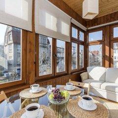Отель Apartamenty Mój Sopot - Golden beach комната для гостей фото 4