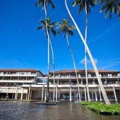 Отель The Blue Water Шри-Ланка, Ваддува - отзывы, цены и фото номеров - забронировать отель The Blue Water онлайн приотельная территория фото 2