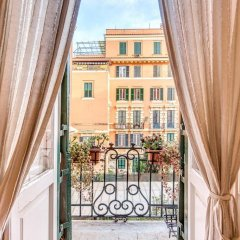 Отель A Casa Di Giorgia балкон