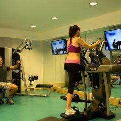 SANA Lisboa Hotel фитнесс-зал