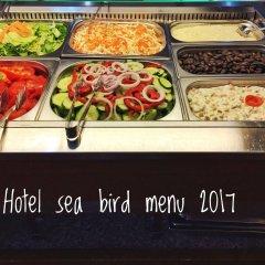 Sea Bird Hotel Сивота питание фото 2