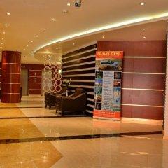 Отель Rush Inn Hotel ОАЭ, Дубай - отзывы, цены и фото номеров - забронировать отель Rush Inn Hotel онлайн интерьер отеля фото 2