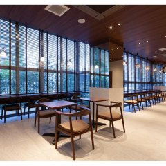 One S Hotel Fukuoka Фукуока интерьер отеля