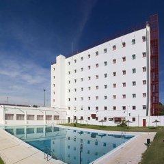 Отель Albergue Inturjoven Jerez De La Frontera Испания, Херес-де-ла-Фронтера - отзывы, цены и фото номеров - забронировать отель Albergue Inturjoven Jerez De La Frontera онлайн бассейн