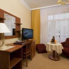 Отель Pawlik Чехия, Франтишкови-Лазне - отзывы, цены и фото номеров - забронировать отель Pawlik онлайн удобства в номере фото 2