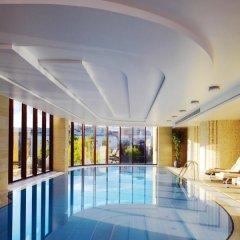 Новосибирск Марриотт Отель бассейн