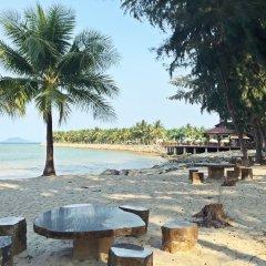 Отель Diamond Bay Resort & Spa пляж