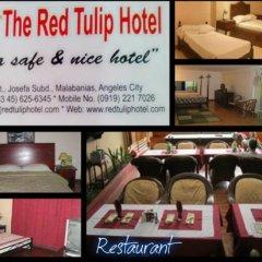 Отель Red Tulip Филиппины, Пампанга - отзывы, цены и фото номеров - забронировать отель Red Tulip онлайн фото 3