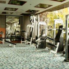Отель Grand Mercure Bangkok Fortune фитнесс-зал фото 4