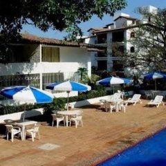 Отель Puerto Vallarta 2br condo Loma del Mar бассейн
