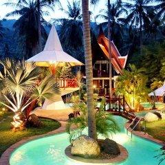 Отель Coco Palace Resort Пхукет бассейн фото 2