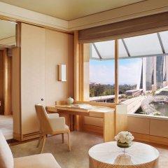 Отель The Ritz-Carlton, Millenia Singapore комната для гостей фото 7
