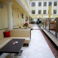 Гостиница Кортъярд Марриотт Москва Центр интерьер отеля
