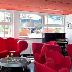 Отель Mercure Marseille Centre Prado Vélodrome интерьер отеля фото 2
