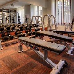 Wellness Hotel Diamant Глубока-над-Влтавой фитнесс-зал фото 3