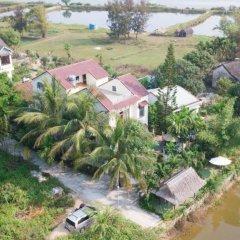 Отель Tra Que Riverside Homestay Вьетнам, Хойан - отзывы, цены и фото номеров - забронировать отель Tra Que Riverside Homestay онлайн пляж фото 2