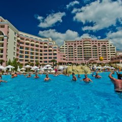 Отель DIT Majestic Beach Resort фитнесс-зал