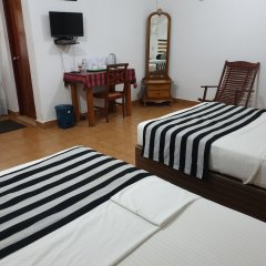 Отель Saji-Sami Шри-Ланка, Анурадхапура - отзывы, цены и фото номеров - забронировать отель Saji-Sami онлайн комната для гостей фото 4
