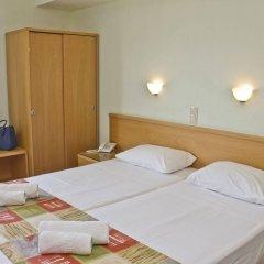 Отель Nafsika Hotel Греция, Родос - отзывы, цены и фото номеров - забронировать отель Nafsika Hotel онлайн комната для гостей фото 4