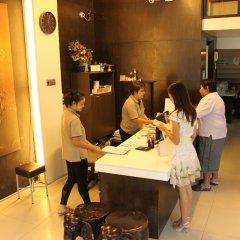 Отель Must Sea Бангкок интерьер отеля фото 2