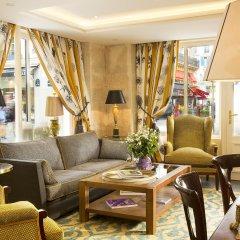 Отель Relais Des Halles Париж интерьер отеля
