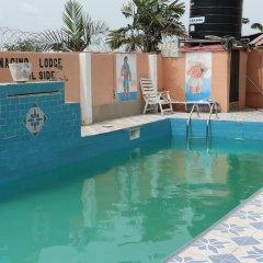 Отель Nagino Lodge бассейн