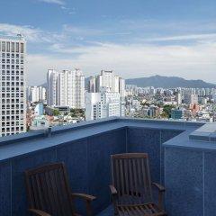 Отель Eldis Regent Hotel Южная Корея, Тэгу - отзывы, цены и фото номеров - забронировать отель Eldis Regent Hotel онлайн балкон