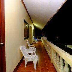 Отель Clean Beach Resort Ланта балкон
