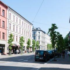 Отель Nordic Host - Trondheimsveien 14 городской автобус