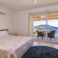 Villa Burak Турция, Калкан - отзывы, цены и фото номеров - забронировать отель Villa Burak онлайн комната для гостей фото 4