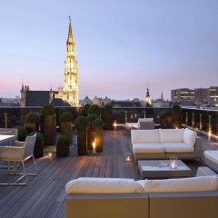 Отель Warwick Brussels Бельгия, Брюссель - 3 отзыва об отеле, цены и фото номеров - забронировать отель Warwick Brussels онлайн питание