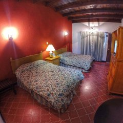 Отель Parador St Cruz Креэль комната для гостей фото 2