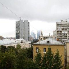 Апартаменты FortEstate Apartment Smolenskie балкон