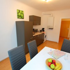 Апартаменты Checkvienna – Apartment Reumannplatz Вена в номере