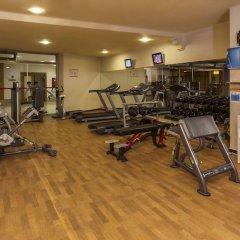 Отель Sultan of Side - All Inclusive Сиде фитнесс-зал фото 3