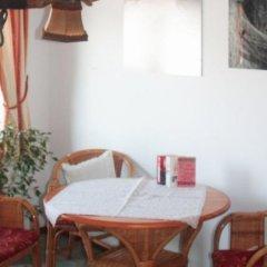 Отель Gästehaus Edinger питание