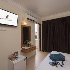 Champa Central Hotel удобства в номере