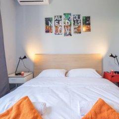 Апартаменты FM Deluxe 1-BDR Apartment - Style Meets Charm София комната для гостей фото 4