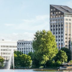 NOVINA HOTEL Wöhrdersee Nürnberg City фото 6