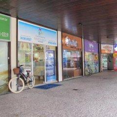 Отель Apt barramares 2 quartos vista mar парковка
