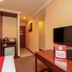 Отель Nida Rooms Silom Soi 12 Planet Бангкок удобства в номере