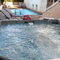 Отель Cannes Gallia Франция, Канны - отзывы, цены и фото номеров - забронировать отель Cannes Gallia онлайн бассейн фото 2