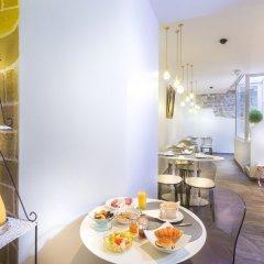 Отель Relais du Silence Hôtel des Tuileries Франция, Париж - отзывы, цены и фото номеров - забронировать отель Relais du Silence Hôtel des Tuileries онлайн питание фото 2