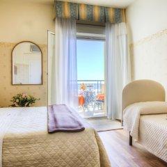 Отель San Francisco Spiaggia Римини комната для гостей фото 2