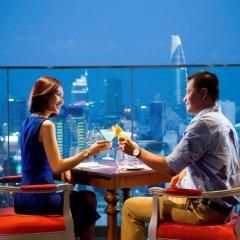 Отель Pullman Saigon Centre балкон