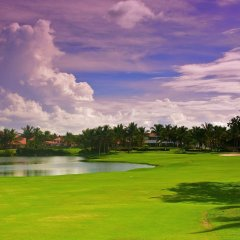 Отель Melia Caribe Tropical - Все включено Пунта Кана спортивное сооружение