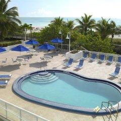 Отель Best Western Atlantic Beach Resort США, Майами-Бич - - забронировать отель Best Western Atlantic Beach Resort, цены и фото номеров бассейн фото 2