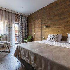 Гостиница Бригит на Ладожской комната для гостей фото 3